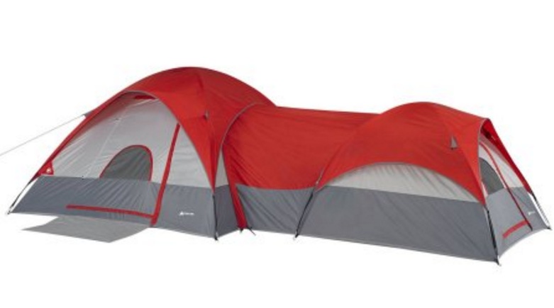 Ozark Trail 8-Person Tent with Tunnel, Just $63 (Reg  $103!) -