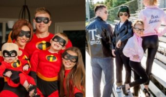 10 Most Popular Family Costume Ideas