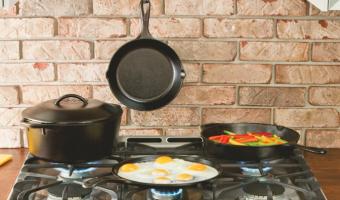 Lodge Enameled Cast Iron 5-Quart Dutch Oven Only $31.49 (Reg. $64)
