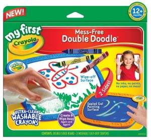 Low Price On Crayola No Mess Wipe Away Coloring Board -