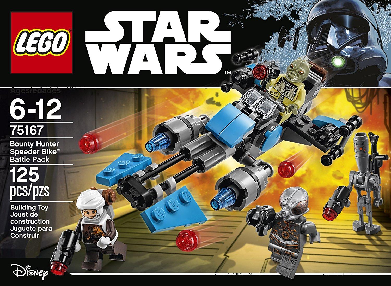 Low Price On Lego Star Wars Bounty Hunter Speeder Bike