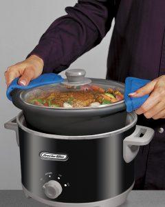 Proctor-Silex 4-Quart Slow Cooker