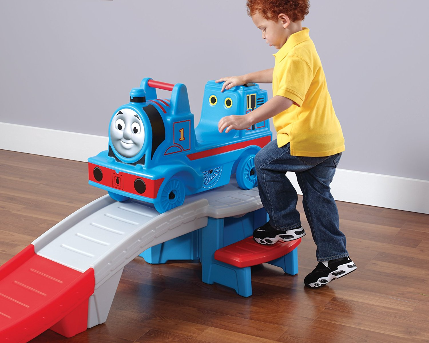 4a456db844a1 Great Price On Step2 Thomas the Tank Coaster Engine -