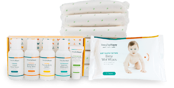 free baby diapers and trial size baby sample soaps