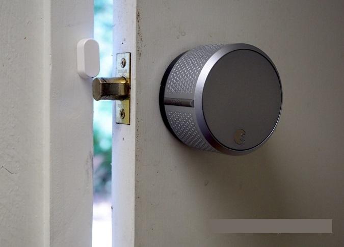 August Smart Lock Pro 179 99 Reg 229 99