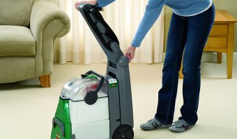 Save On Bissell Big Green Professional Carpet Cleaner Machine Today Only