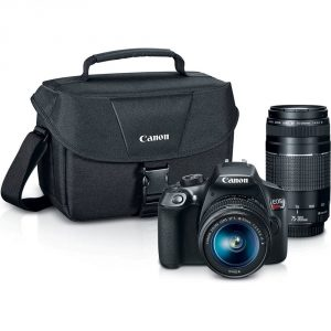 Canon EOS Rebel T6 Digital SLR Camera Kit