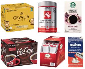 Coffee, Tea, and Cocoa