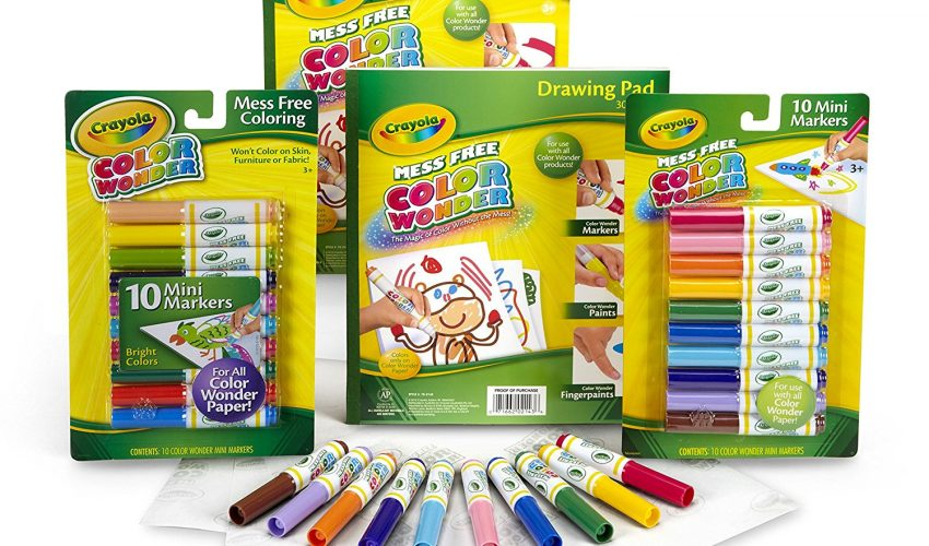 Crayola Sale, Melissa & Doug and More! | Items Starting at Only $8