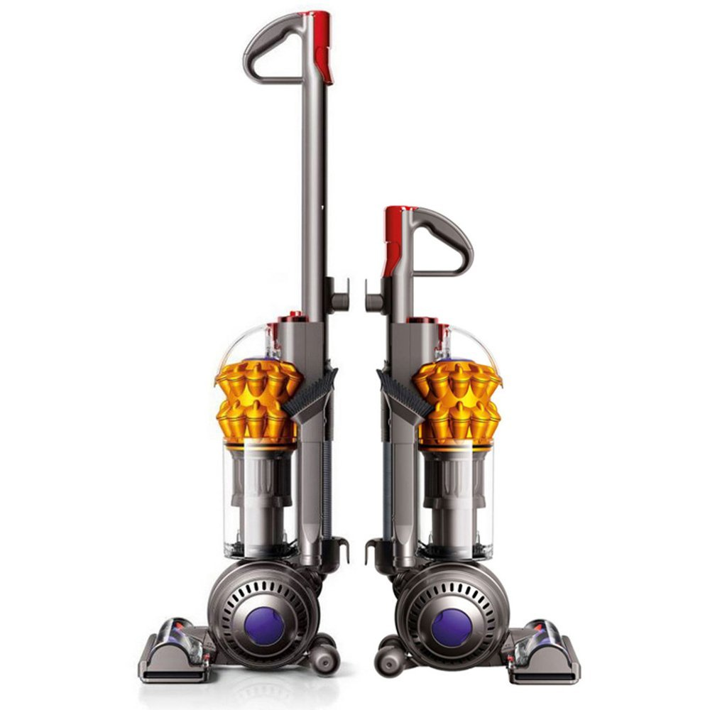 dyson ball refurb multifloor upright vacuum at 50 off. Black Bedroom Furniture Sets. Home Design Ideas