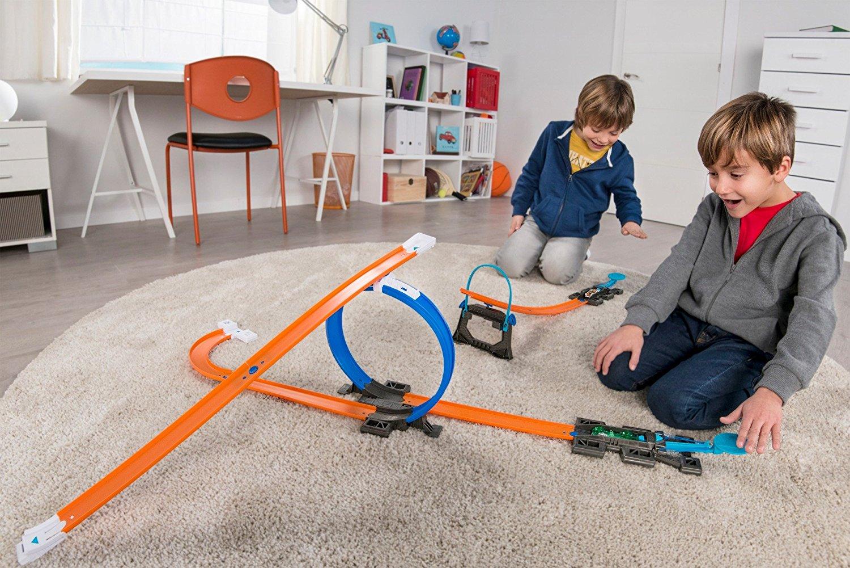 68% Off Hot Wheels Workshop Track Builder Starter Kit -