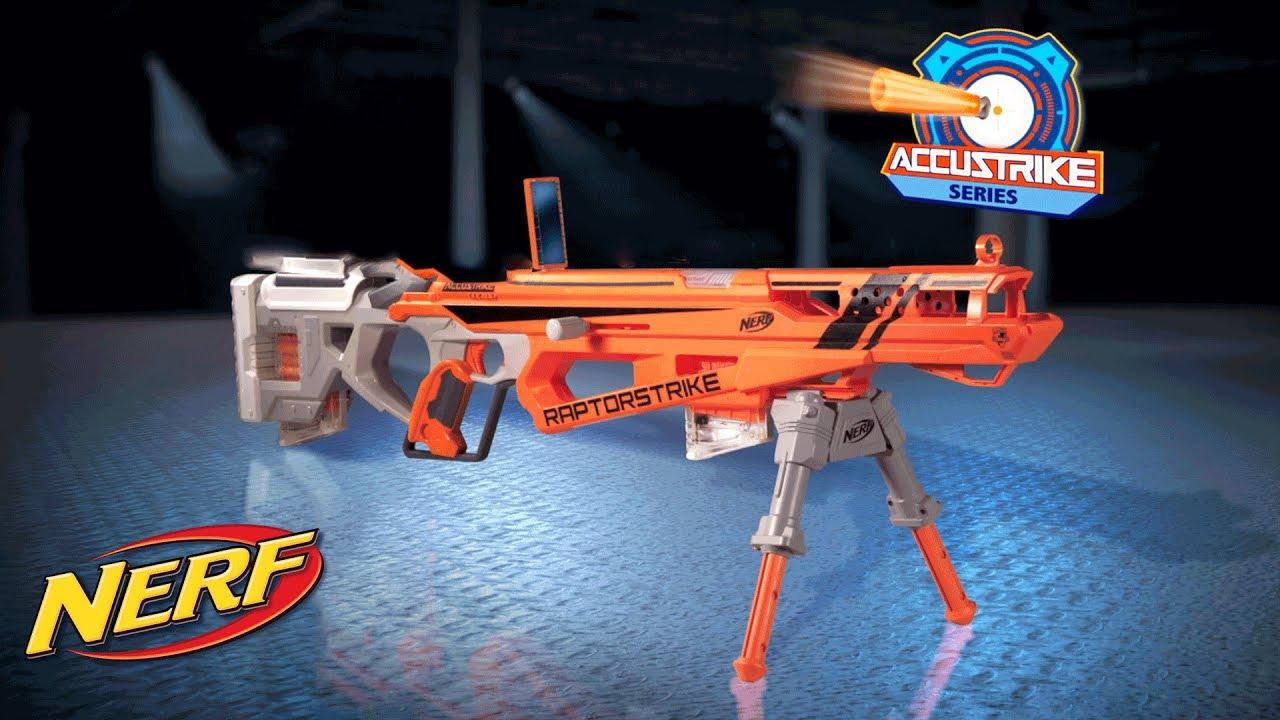 Nerf N-Strike Elite AccuStrike RaptorStrike At A Great Price