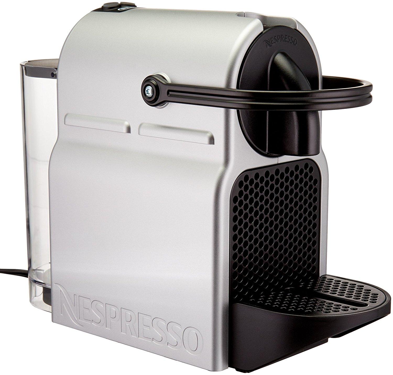 nespresso inissia espresso machine by de 39 longhi reg 149. Black Bedroom Furniture Sets. Home Design Ideas