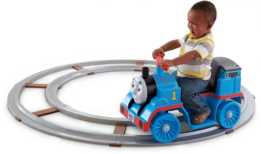 Power Wheels Thomas & Friends Train with Track  on Sale!