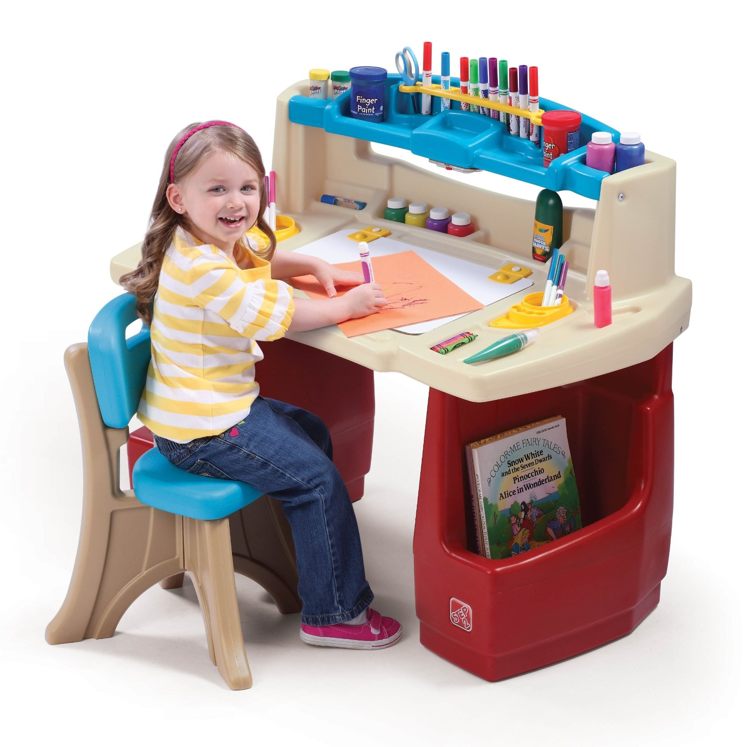 Step2 Deluxe Art Master Kids Desk 51 51 Reg 89 99