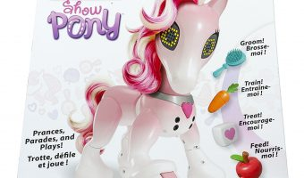 Zoomer Interactive Show Pony $27.99 (reg. $79.99)