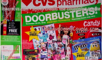 CVS Black Friday 2018 Deals