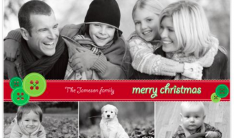 50 Christmas Cards ONLY $19 Shipped