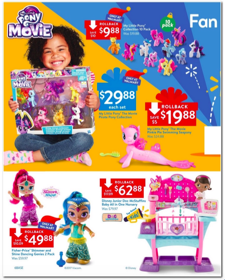The Walmart Toy Book Is Here