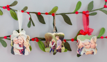 PhotoBarn: Wooden Photo Ornaments $10 Each, Shipped!