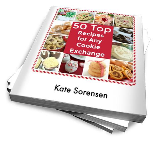 Cookie Exchange Recipes Book
