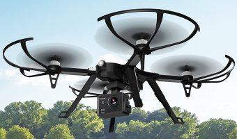 Force1 F100 Ghost Drone with Camera $99.99 Today Only