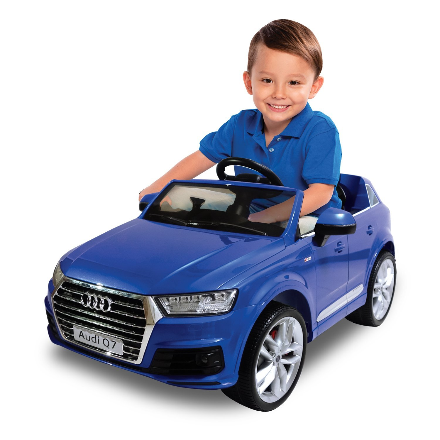 Kid Motorz 2016 Audi Q7 One Seater Car Reg 299