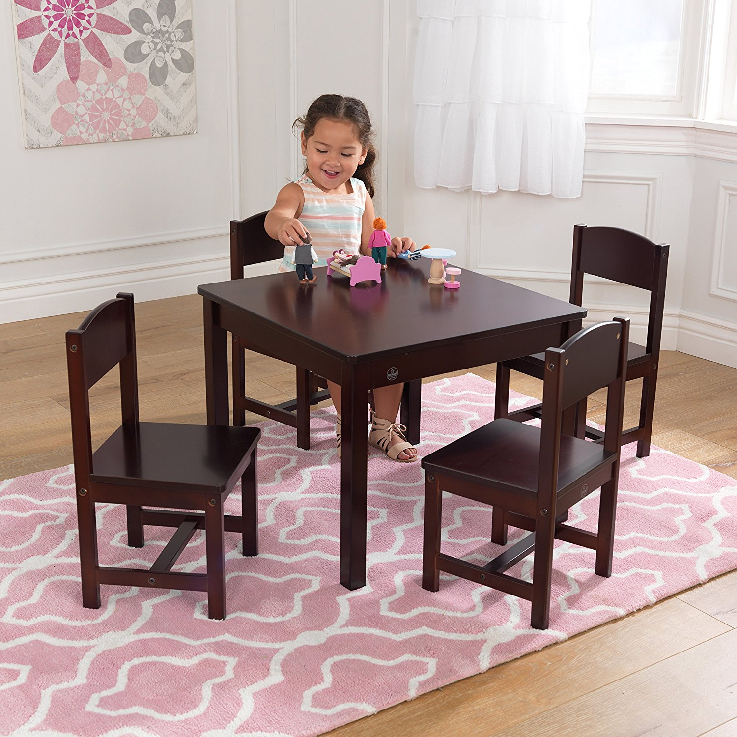 Kidkraft Farmhouse Table And Chair Set 28 Images New