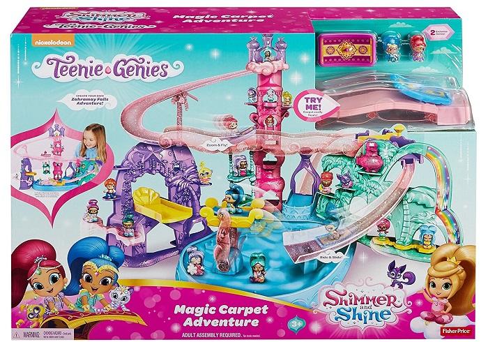 Shimmer Amp Shine Magic Carpet Adventure 26 07 Reg 39 99