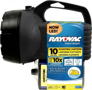 Rayovac 85-Lumen Floating Lantern