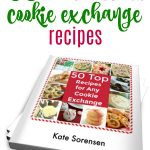 Need cookie exchange recipes! If you're hosting a cookie exchange party, this is the book you need!