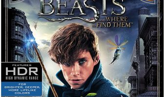 Fantastic Beasts and Where to Find Them 4K Ultra Combo $10 (reg. $29.99)