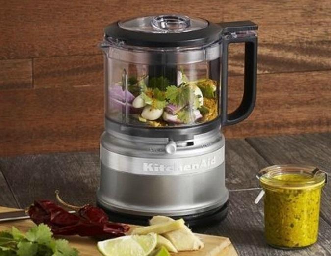 KitchenAid Mini Food Processor $29.99 (reg. $49.99) -