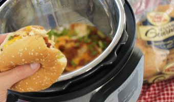 instant pot crack chicken recipe