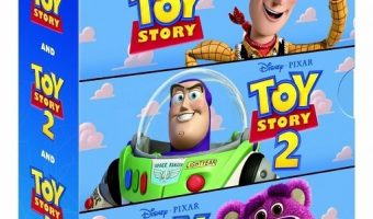 Complete Toy Story Collection On Blu-Ray $21.83 (reg. $49.99)