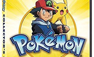 Pokémon Collectors 4-Film Set On DVD $3.74