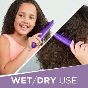 Remington Wet or Dry Tame The Mane Electric Detangling Brush