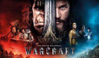 Warcraft Blu-ray + DVD + Digital $6.48 (Reg. $14.98)