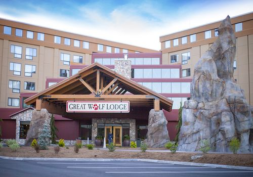 The Great Wolf Lodge Ma Location