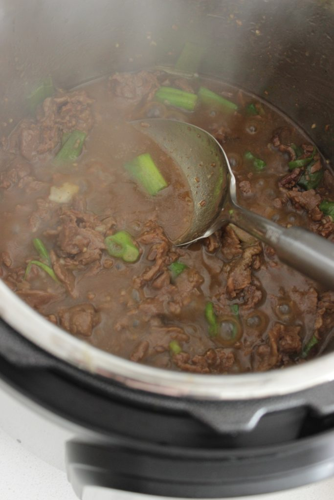 This was the beef recipe I made!