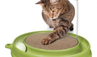 Catit Play 'n Scratch Cat Toy $4.83 (reg. $14.99)