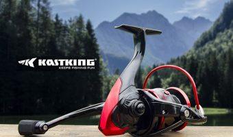 KastKing Fishing Reels As Low As $35.99 (reg. $$79.98+)