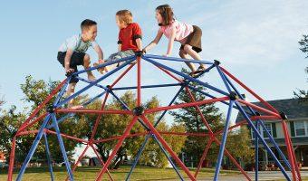 Lifetime Geometric Dome Climber Play Center $129.98 (reg. $249.99)