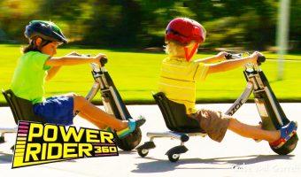 Razor Power Rider 360 Electric Tricycle $99