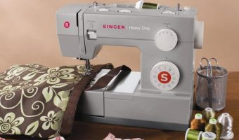 SINGER Heavy Duty 4423 Sewing Machine $116.84 (Was $166.99)