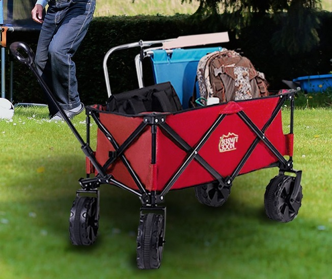 TimberRidge Folding Camping Wagon  94.49 Today Only - 67a49aea04