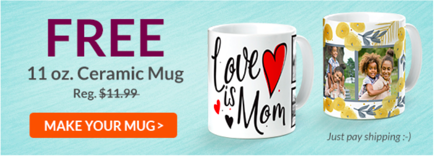 Awesome Fathers Day gift! This mug is free for a limited time only!