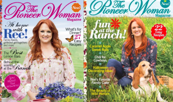 The Pioneer Woman Magazine Subscription Just $12.99