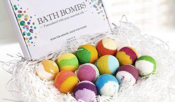 Aprilis 12ct. Bath Bombs Gift Set $12.99 (reg. $35.99)