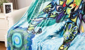 Boho Throw Blankets As Low As $8.49 (reg. $16.98+)